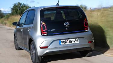Volkswagen e-up! - rear