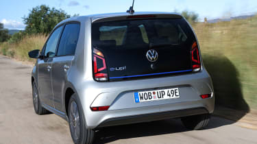 Volkswagen e-up! - rear