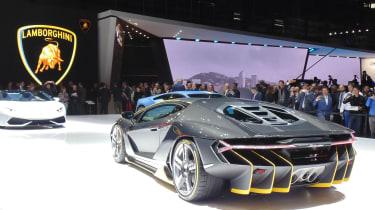 Geneva Motor Show 2016 - Lamborghini Centenario 3