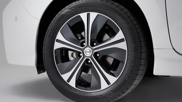 New Nissan Leaf - wheel