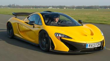 Best hypercars - McLaren P1