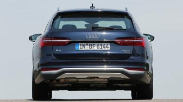 Audi A6 Allroad - full rear