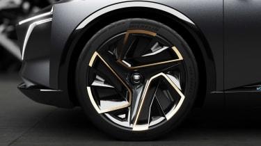 Nissan IM concept - wheel