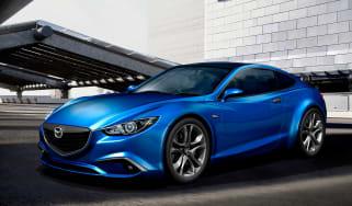 Mazda 6 Coupe rendering