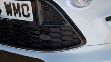 Used Ford S-MAX review front bumper