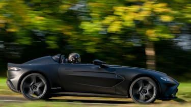 Aston Martin V12 Speedster - side