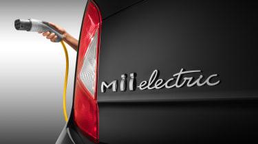 SEAT Mii electric - Mii electric badge