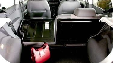 Volkswagen Fox load space