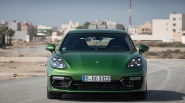 Porsche Panamera GTS - full front