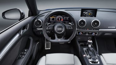 Audi RS3 Sportback 2017 - interior