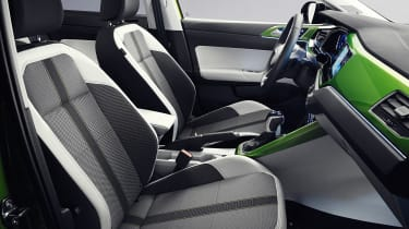 Volkswagen Taigo Style - seats