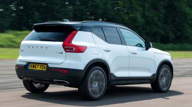 Volvo XC40 - rear
