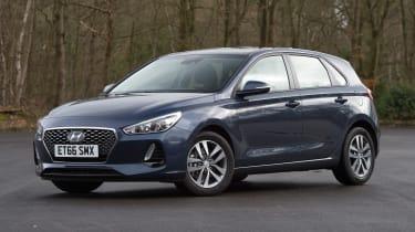 Hyundai i30 - front static