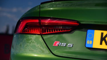 Audi RS 5 - tail light