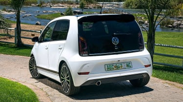 Volkswagen up! GTI - rear action