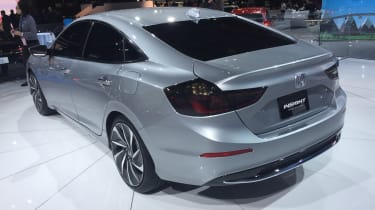 Honda Insight Prototype - Detroit side/rear