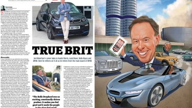 Best motoring features of 2017 - man in Munich
