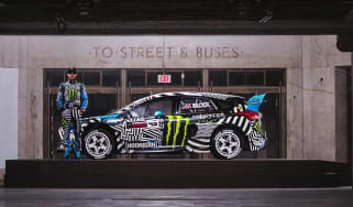 Ken Block Gymkhana - 9 focus rs