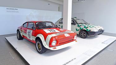Skoda - sports cars