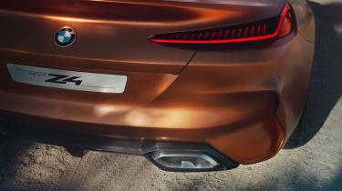BMW Concept Z4 Studio - rear detail
