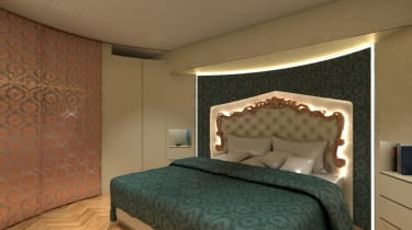 Marchi Mobile eleMMent palazzo Superior bedroom