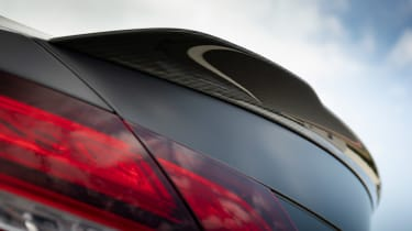 Mercedes-AMG C 63 S Coupe - rear detail