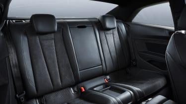 2019 Audi A5  - rear seats