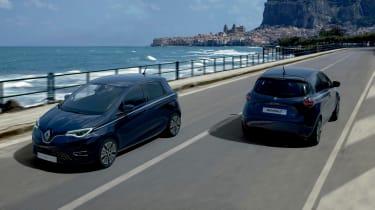 New Renault Zoe Riviera Limited Edition launched