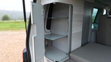 Volkswagen California Edition - storage