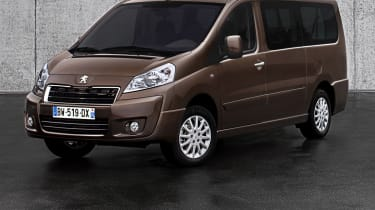 The Expert Tepee is the largest MPV Peugeot make.