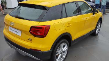 Audi Q2 - Goodwood FoS