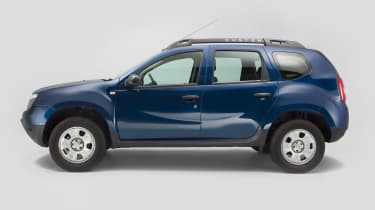 Used Dacia Duster - side