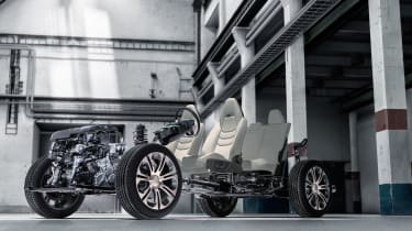 Lynk and Co SUV concept hybrid