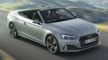 2019 Audi A5 Cabriolet - front tracking