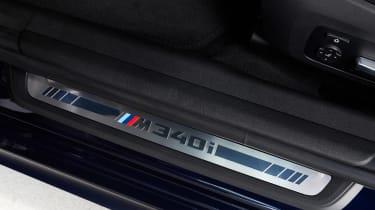 BMW M340i xDrive - sill