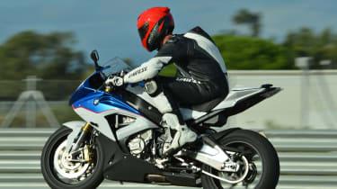 BMW S1000RR Sport side