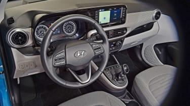 Hyundai i10 - cabin studio
