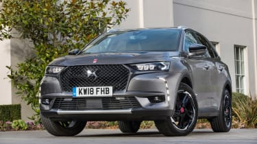 DS 7 Crossback - front static
