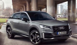 Audi Q2 Edition #1 - front quarter