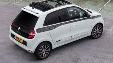 Renault Twingo Iconic Special Edition - roof open