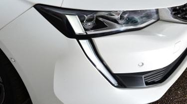 Peugeot 508 SW estate headlight