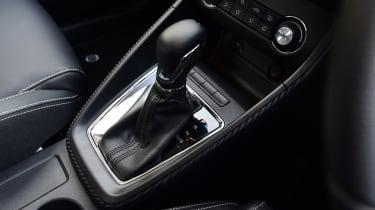 MG ZS - transmission