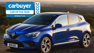 CarBuyer Awards 2020 - Renault Clio