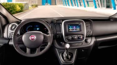 Fiat Talento - dash