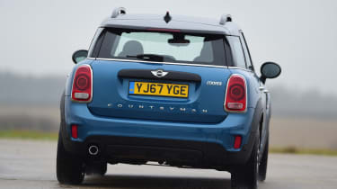 MINI Countryman - rear action