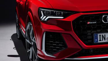 Audi RS Q3 - front detail