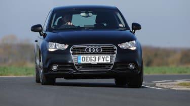 Audi A1 action