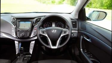 Hyundai i40 Tourer 2015 interior