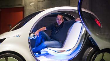 Smart Vision EQ concept - Thomas Geiger