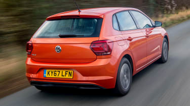 Volkswagen Polo 1.0 MPI - rear